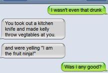 texting fun