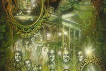 Disney - Haunted Mansion / by Heather Lambert