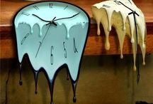 Creative clocks / Tic toc , tic toc- the big hand is on the 1 and the little hand is on the nine........