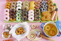 Miniature donut / Miniature donut