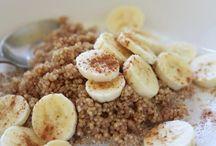 Ontbijt / lekkere recepten voor het ontbijt