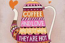 #Coffee# / ☕️