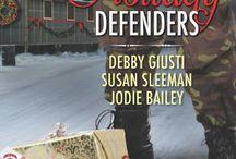 Susan's Novellas / Novellas written by Susan Sleeman