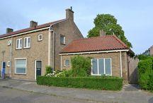 Woning te koop / Leuke hoekwoning te koop. Met ruimte voor kantoor of praktijkruimte of extra woonruimte