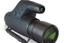 Night Vision Monoculars / A good night vision monocular allows you to operate in complete darkness, which is a boon to everyone engaged in nocturnal activities, but as with all products not all are created equally.