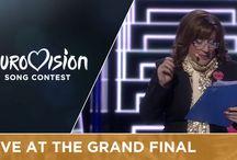 EURO♡ISION STUFF / Eurovision