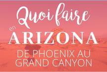Voyage en Arizona