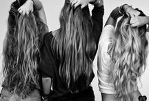 Long Hair? yes please. / by Hailey Meyer