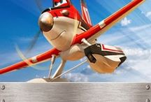 Kids' Parties - Planes / Ideas for an aviation or Disney Planes party