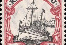 Kiautschou Stamps