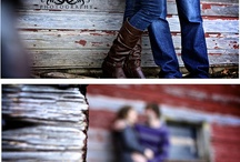 engagement photo ideas / by Amberly Sally