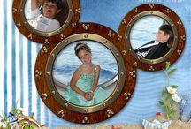 Scrapbook Disney Cruise