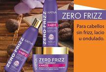 Kativa Zero Frizz /  Zero Frizz. Το Zero Frizz  με Shea Butter  είναι ένα εξαιρετικό προϊόν  για το φριζάρισμα κάθε τύπου μαλλιών ανεξάρτητα αν είναι ίσια ή σγουρά. Μέσα σε πολύ σύντομο χρονικό διάστημα θα πείτε αντίο για πάντα στο φριζάρισμα.