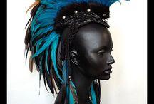Headdresses.~