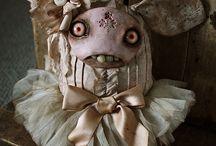 Dolls, Puppets & Sculpts / Ibid.