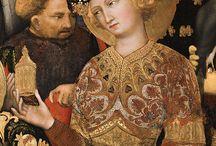 pittura medioevo e rinascimento