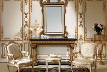 Baroque French Style Interiors