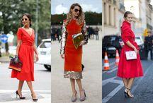 Kırmızı Bayan Elbise / Kendinize harika bir elbise bakmanın tam zamanı. Hem de indirimli - http://bit.ly/1WDQvWE