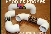 Phonetics, sounds