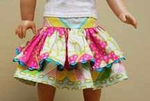 doll clothes & ideas / by Tara Whitaker