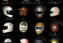 Helmets / its all about helmets
