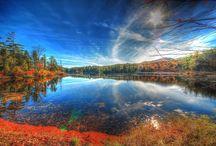 New Hampshire Lakes
