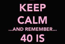happy 40th b day