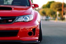 Subaru WRX / by Ryan Donnelly