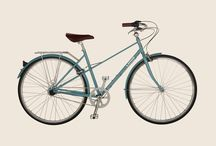 Dream Bike by Cole / Bicycles and accessories I find intriguing. / by Cole Marshall