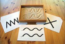 manualidades Montessori