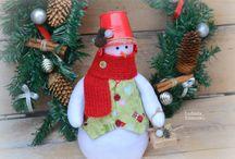 Снеговик Snowmen