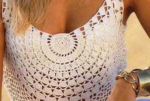 Gráfico De blusas croche