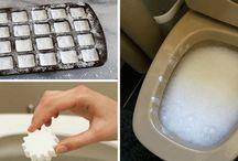 Čistá toaleta