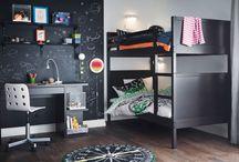 Ikea gyerekszoba