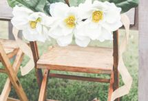 Wedding Chairs / Inspiration for wedding chairs.