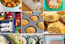 Kids lunchbox meals