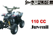 Quadriciclos quadris 110cc off road