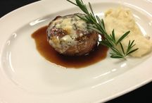 Ironwood Steak & Seafood / Dinner specials served at Ironwood Steak & Seafood.