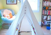 Teepee / Child's play tent