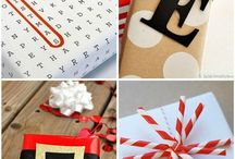 wrapping and tags