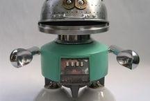 Junk Robots