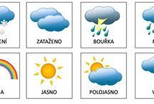 počasí ⛅