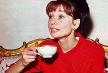 Audrey Hepburn / inspiracje