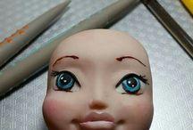 modelado rostros
