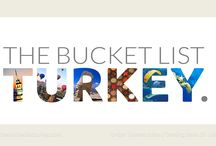 The bucket list Turkey / travel must do's in Turkey