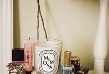 All about candles/candle holder / Candle decors