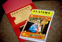 wedding / Wedding Ideas. DIY Wedding, Theater Wedding, Bridal Shower, Wedding events & etiquette