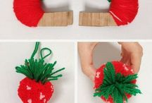 Pompom projects