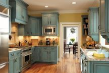 Kitchen / by Brittney Whittington