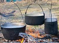 Dutch oven cooking!!